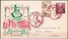 1951.-  MADRIGAL DE LAS ALTAS TORRES (ÁVILA) A JAÉN