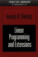 Linear Programming and Extensions (Rand Corporation Research Studies)