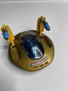 Star Mites 1978 Galactic Golden Saucer #0982, made by Empire Toys