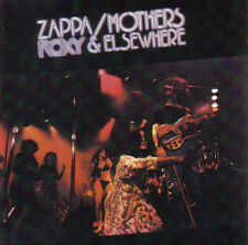 CD-Frank Zappa /Mothers of Invention Roxy & Elsewhere 1974/1992