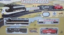 "HO Bachmann ""Thoroughbred"" Train Set E-Z Track NOS Factory Sealed Lot M17-72"