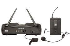 Microphones pour équipement audio professionnel