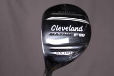 Cleveland Mashie Fairway 3 Wood 15.5° Stiff LH Graphite Golf Club #1553