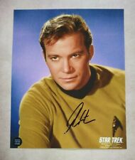 William Shatner Hand Signed 8x10 Photo COA + Exact Proof