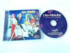 CD  -    No Doubt       Return of Saturn