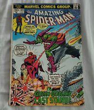 Amazing Spider-man #122 💥  KEY 💥 DEATH OF GREEN GOBLIN 1973