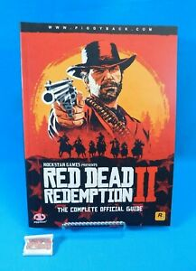 Red Dead Redemption II Complete Official Guide Book Rockstar Games 2018