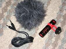 Tikysky VXR10 Phone/Camera Video Microphone for Smartphone iPhone DSLR NEW