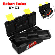 Small Portable Plastic Hardware Tool Box Storage For Screw Wrench Hammer Home