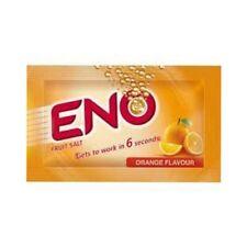 48 x ENO Fruit Salt Orange Fast Refreshing Relief  Relieve Stomach Indigestion
