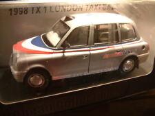 TAXI CAB  londonien  TX1    neuf + boîte   au  1/18   SUNSTAR
