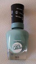 Sally Hansen Miracle Gel Nagellack ohne UV Licht, 290 Grey Matters Neu !!!