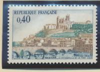 France Stamp Scott #1220, Mint Never Hinged
