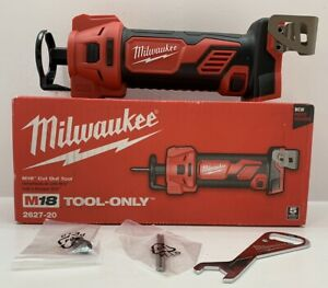 Milwaukee 2627-20 M18 Lithium-Ion Cordless Cut Out Tool (Bare Tool) (Open-Box)
