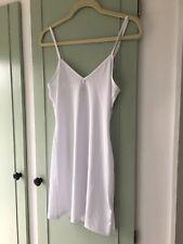 NEW - Karen Millen White Under Slip Dress Size 1 for Wearing Under Dresses