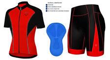 Équipements taille S pour cycliste