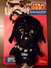 "Underground Toys Star Wars #00231J Talking Darth Vader 4"" Plush 2014"