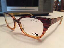 New OGI 9206/1667 Women's Eyeglasses Frames 50-18-140  Retail $285