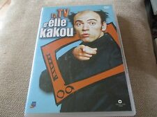 "DVD ""LA TV D'ELIE KAKOU"""