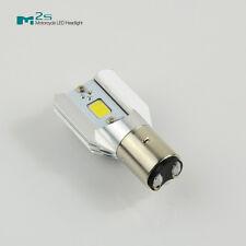Lampe Birne warm weiss LED BA20D 6V 12V 25W 35W Simson DKW IFA BMW NSU