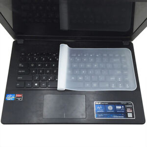 Keyboard Cover Silicone Waterproof Laptop Keyboard protective 10 11 12 13 14 15