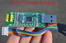 1PCS ST-Link V2 Mini STM8 STM32 Emulator Downloader Device Programmer Debugger D