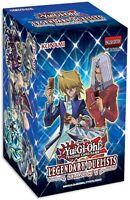 Legendary Duelist Season 1 BOX NEW SEALED English YuGiOh PRESALE SHIPS 7/3