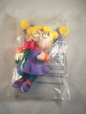 Rugrats ANGELICA Rose 2006 Singapore Airlines Inflight PlushToy Nickelodeon RARE