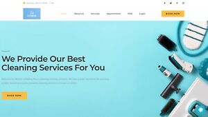 Newly Established and Profitable Online Cleaning Business for sale