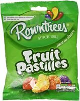 Rowntree's Fruit Pastilles Pouch (Pack of 9)