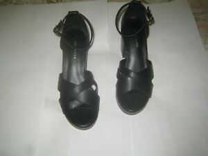 Ladies shoes ' NEW LOOK ' – black – size 4