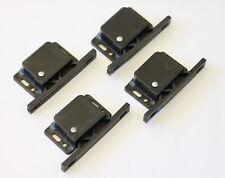 4 Pack DECORITE 5838 Black Grabber Latch RV Trailer Drawer Cabinet Catch CL-308