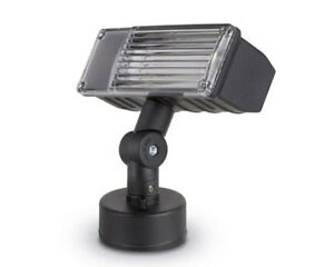 Low Energy Outdoor Floodlight Security Light By JCC 1 x 18W Compact Fluorescent