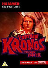 Captain Kronos - Vampire Hunter (DVD, 2011)-NEW&SEALED-HORST JANSON &JOHN CARSON