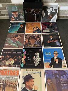 🎁 FRANK SINATRA ~Capital Records Concept Album~14 CD's Box Set with Booklet