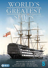 Worlds Greatest Ships DVD NEW