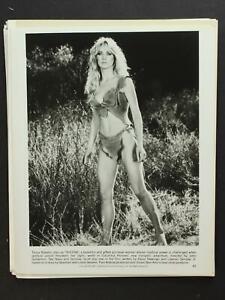 ORIGINAL 1984 SHEENA MOVIE STILL PHOTO~TANYA ROBERTS~
