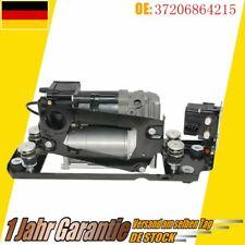 37206875176 Für BMW F11 Luftfederkompressor+Luftfederventilsteuergerät&Halterung