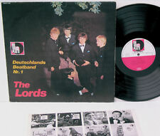 LORDS - Deutschlands Beatband Nr. 1 - orig. Volksplatte SMVP 6102