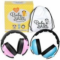 Kids Childs Baby Ear Muff Defenders Noise Reduction Comfort Festival Protection