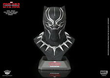 1/5 Scale King Arts DHS057 Black Panther Helmet Action Figure Accessories Toys