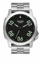 Nixon C45 SS A951-000-00  Black  Mens NX314
