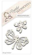 Magnolia Of Sweden ~DooHickeys Cutting Die Set ~ DRAGONFLIES  ~010720005-5