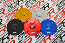 Hyosung GT650 S R GT250 R Comet GV650 Quick Release Keyless Gas Ank Cap Lid CNC