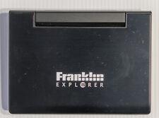 FRANKLIN EXPLORER 14 LANGUAGE SPEAKING GLOBAL TRANSLATOR EST-7014