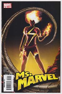 MS. MARVEL #24 | Vol. 2 | Greg Horn | Binary cover | HTF | 2008 | VF/NM