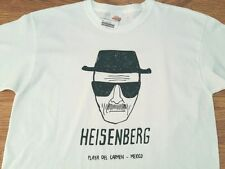 New Breaking Bad t-shirt (L)  White Color - Heisenberg - Playa Del Carmen Mexico