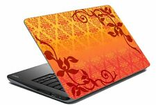 """Ethnic Laptop Skin Notebook Skin Sticker Cover Art Decal Fits 14.1""""-15.6"""""""