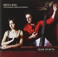 Musica Nuda - Quam Dilecta [New CD] Italy - Import
