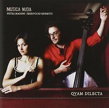 Musica Nuda - Quam Dilecta [New CD] Italy - Import